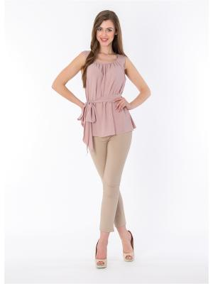 Блуза Sun&Art. Цвет: бледно-розовый