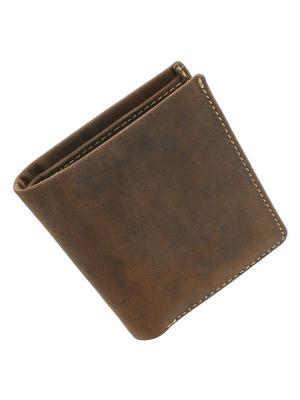 Бумажник Saber Visconti. Цвет: рыжий