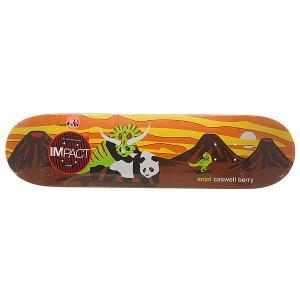 Дека для скейтборда  S6 Berry Light Horny Impact 31.7 x 8 (20.3 см) Enjoi. Цвет: мультиколор