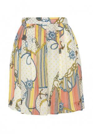 Юбка LuAnn. Цвет: разноцветный