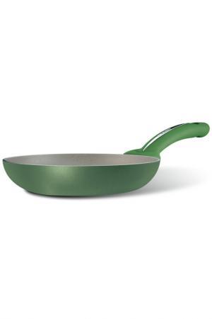 Сковорода 26 см Pensofal. Цвет: зеленый