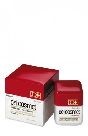 Концентрированный крем Cellcosmet&Cellmen. Цвет: бесцветный