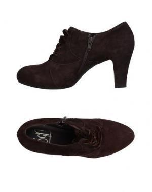 Обувь на шнурках SGN GIANCARLO PAOLI. Цвет: темно-коричневый