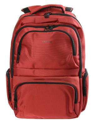 Городской рюкзак для ноутбука 15 T-B3140 Tigernu. Цвет: красный