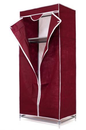 Тканевый шкаф HOMSU. Цвет: красный