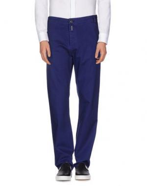 Повседневные брюки MOLO ELEVEN. Цвет: темно-фиолетовый