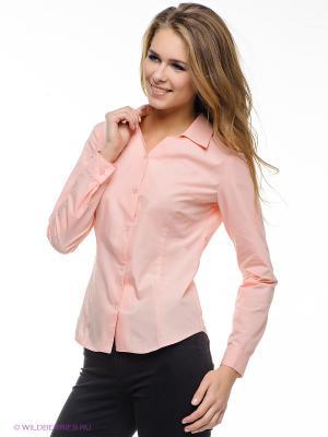 Рубашка L.A.S. Цвет: персиковый