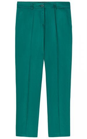 Зеленые брюки La reine blanche