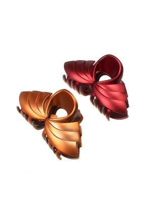 Краб (Комплект - 2 шт.) Migura. Цвет: красный, оранжевый