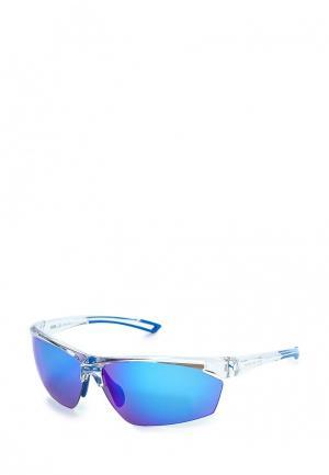 Очки солнцезащитные PUMA. Цвет: белый