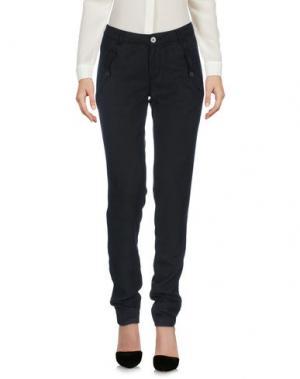 Повседневные брюки 40WEFT. Цвет: черный
