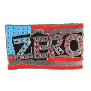 Пряжка  American Punk Buckle Multi Zero. Цвет: мультиколор