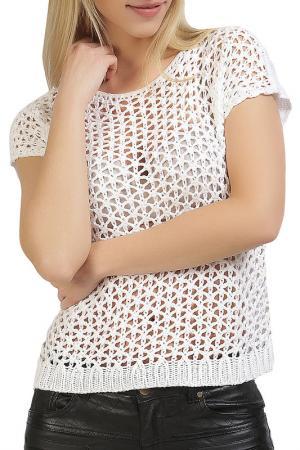 Пуловер Apanage. Цвет: weissdruck