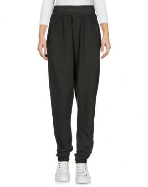 Повседневные брюки SILENT DAMIR DOMA. Цвет: темно-зеленый
