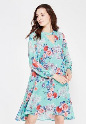 Платье Adzhedo. Цвет: мятный