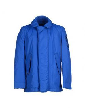 Куртка RRD. Цвет: ярко-синий