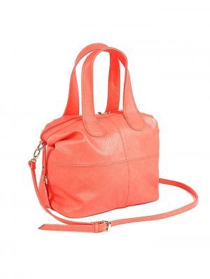 Сумка Adelia. Цвет: коралловый, оранжевый