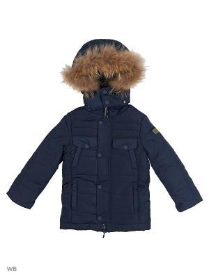 Куртка Stilnyashka. Цвет: темно-синий