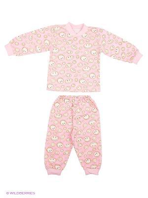 Пижамы Юлла. Цвет: розовый