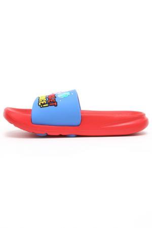Пантолеты купальные Peppa Pig. Цвет: синий, красный