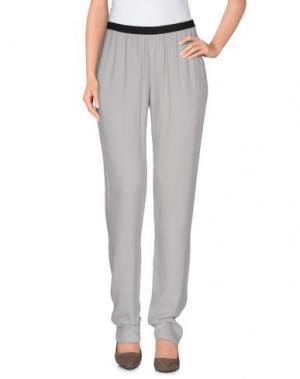 Повседневные брюки AMERICAN VINTAGE. Цвет: светло-серый