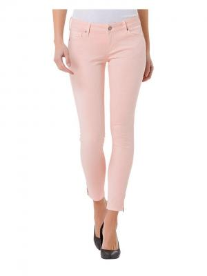 Джинсы Cross Jeans. Цвет: розовый