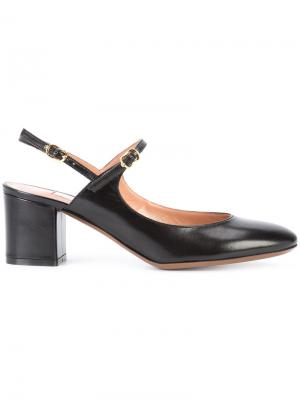 Туфли с двойным ремешком LAutre Chose L'Autre. Цвет: чёрный