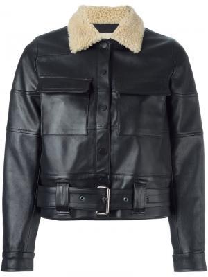 Куртка Jim Christian Wijnants. Цвет: чёрный