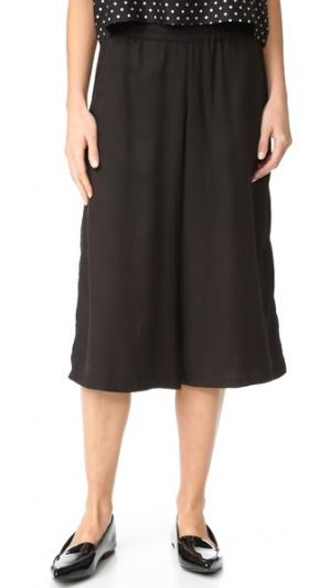 Юбка-брюки Capucine St. Roche. Цвет: голубой