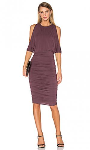 Платье миди advance Bailey 44. Цвет: сиреневый