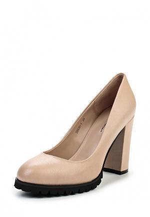 Туфли Just Couture. Цвет: бежевый