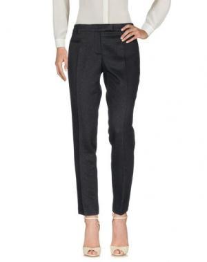 Повседневные брюки FABERGE&ROCHES. Цвет: черный
