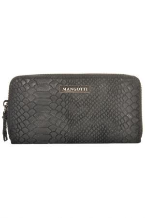 Кошелек MANGOTTI BAGS. Цвет: black