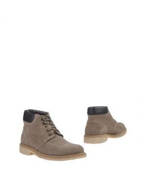 Полусапоги и высокие ботинки FLORSHEIM IMPERIAL. Цвет: серый