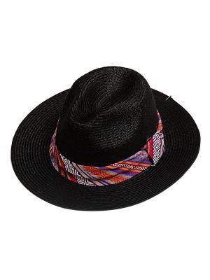 Шляпа Kameo-bis. Цвет: черный, фиолетовый, красный