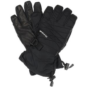 Варежки женские  Tahoe Glove Black Dakine. Цвет: черный