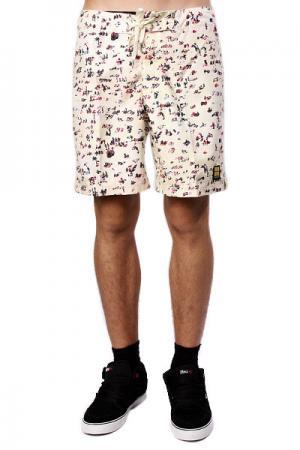 Пляжные мужские шорты  Wheres Wally Mid Sand Insight. Цвет: желтый