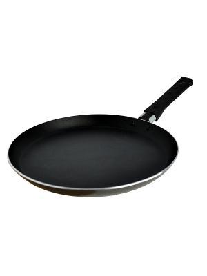 Сковорода блинная Regent inox. Цвет: черный