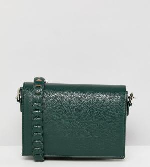 Street Level Зеленая сумка через плечо. Цвет: зеленый