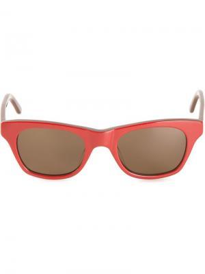 Детские солнцезащитные очки Chandler X Selima Optique. Цвет: красный