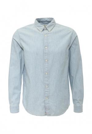 Рубашка Denim & Supply Ralph Lauren. Цвет: голубой
