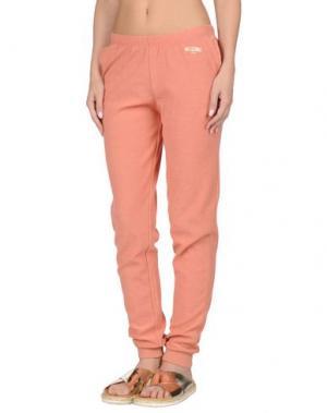 Пляжные брюки и шорты MOSCHINO SWIM. Цвет: лососево-розовый