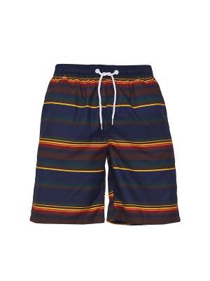 Плавательные шорты Тенерифе Nothing but Love. Цвет: синий, желтый, красный