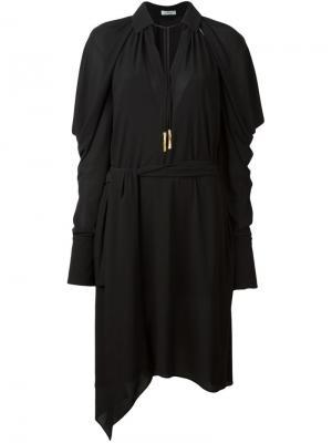 Платье Alkai La Mania. Цвет: чёрный