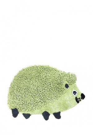 Коврик Arloni. Цвет: зеленый