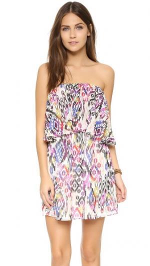 Платье Jena MISA. Цвет: мульти