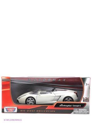 Машина Laмborghini Concept S Motormax. Цвет: белый
