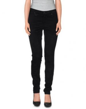 Повседневные брюки NEUW. Цвет: черный