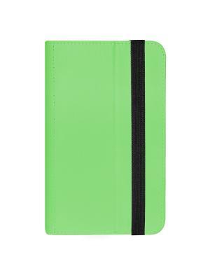 Чехол для планшета универсальный 7д IQ Format. Цвет: зеленый