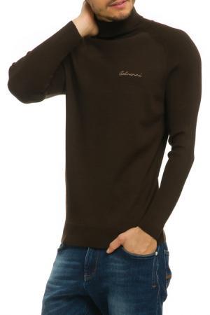 Свитер Galvanni. Цвет: коричневый